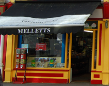 Mellett's Newsagency Swinford Co Mayo