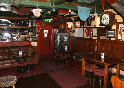 Mellett's Pub & Bar in Swinford, Co Mayo