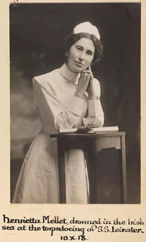 Photo of Henrietta Mellett
