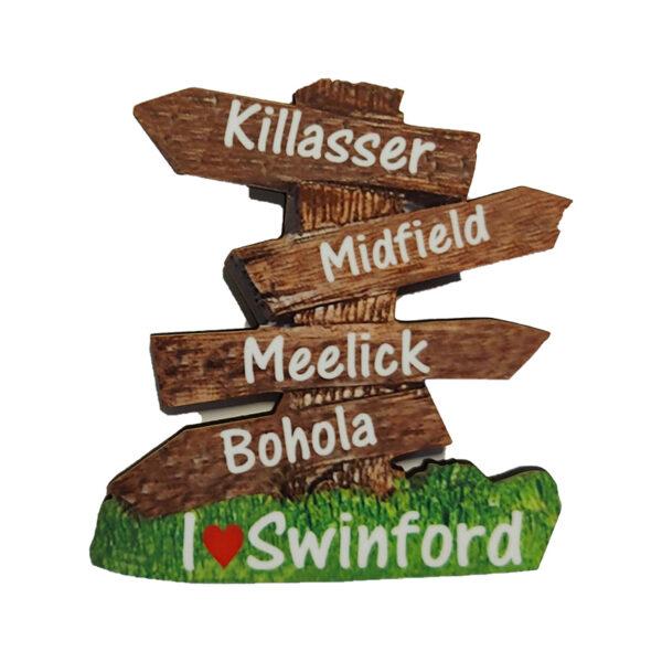 I-love-Swinford-magnet