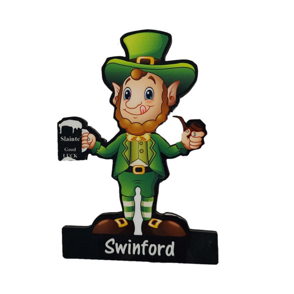 Leprechaun-Swinford-Magnet