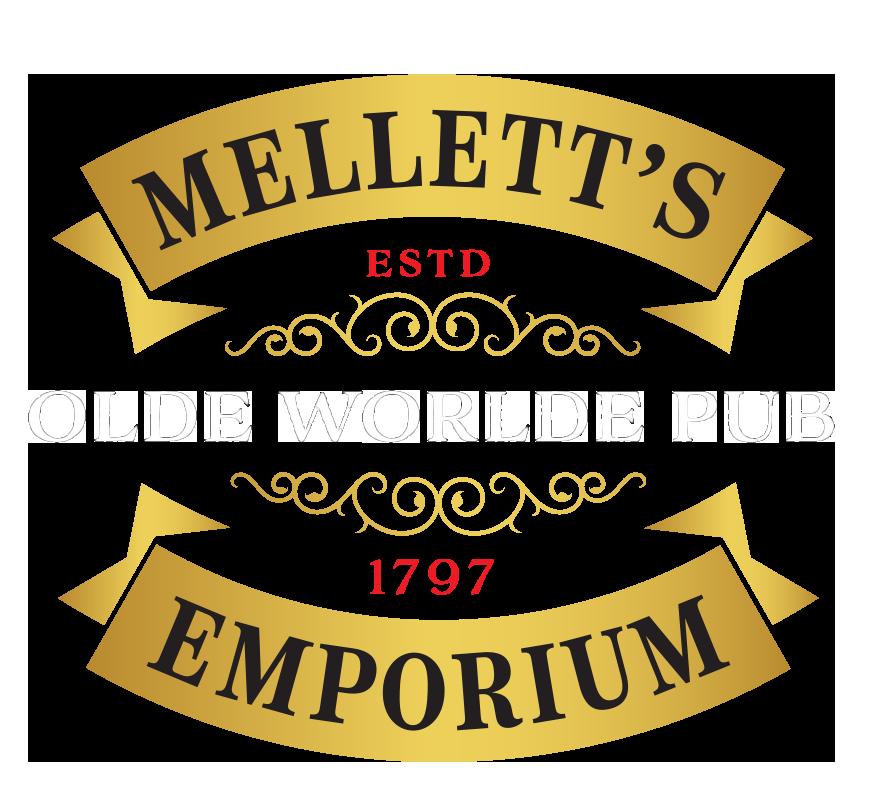 Mellett's-Emporium-Logo